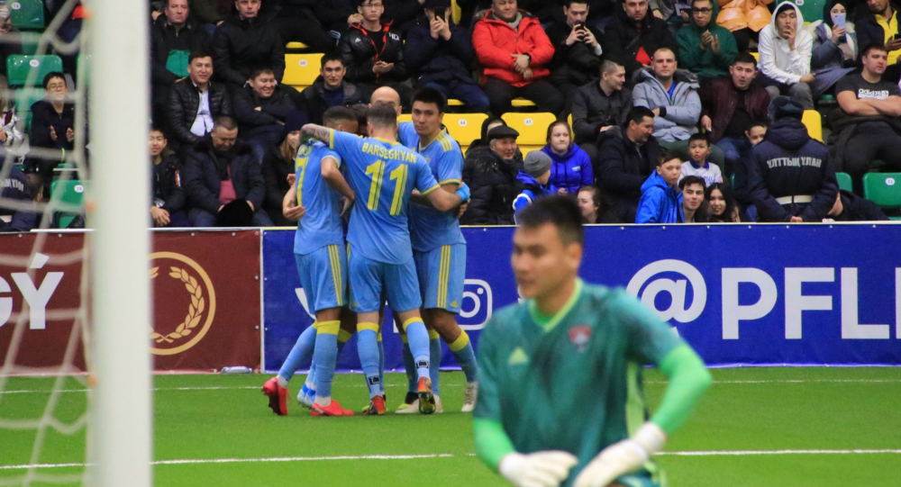 Астана - обладатель Суперкубка Казахстана 2020