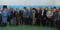 Токаев посетил Кордайский район