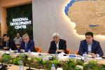 Аким Алматинской области на встрече с инвесторами из Турции