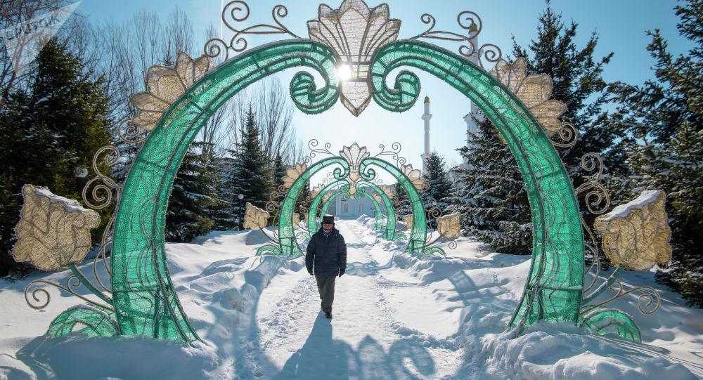 Астана көктемі