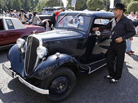 VILLA Retro Car III в Алматы