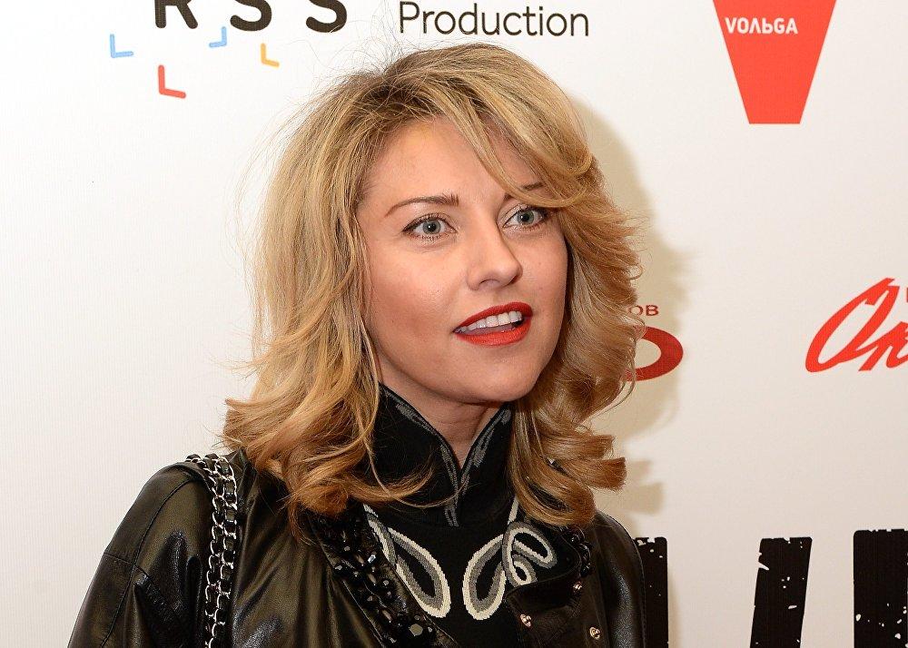 Актриса Екатерина Архарова