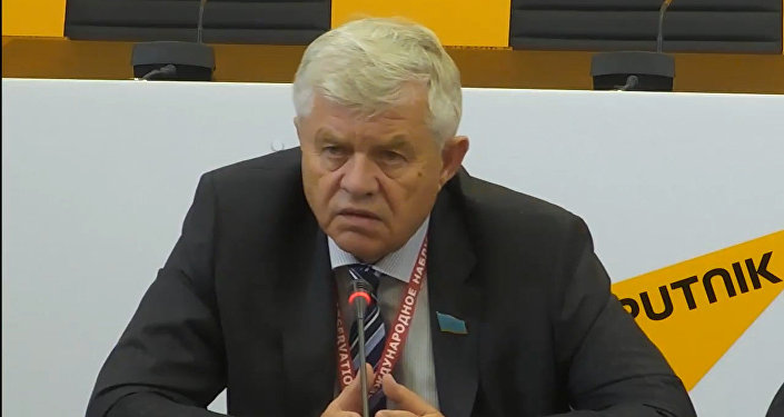 Заместитель председателя Мажилиса парламента Казахстана Владимир Божко о новой должности Карима Масимова