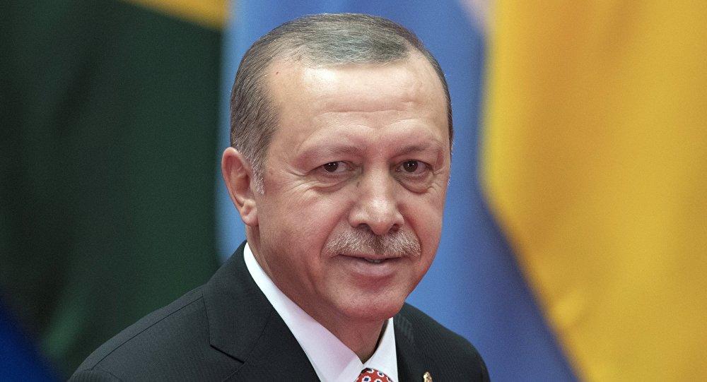 Реджеп Тайип Эрдоган. Архивное фото