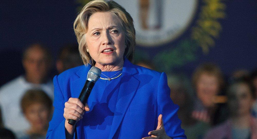 Хидари Клинтон. Архивное фото