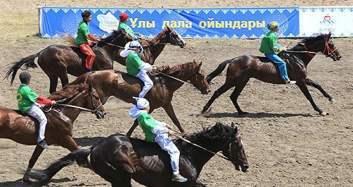 Ұлттық спорт түрлері фестивалі