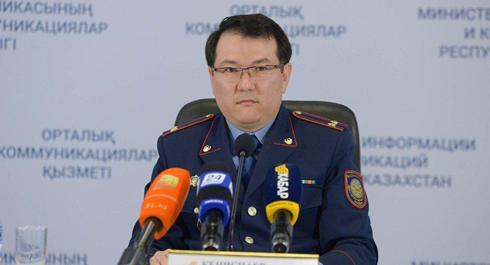 Алибек Кениспаев