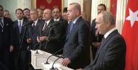 Российско-турецкие переговоры по Идлибу прошли в Москве