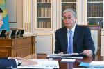Глава государства принял Алтая Кульгинова