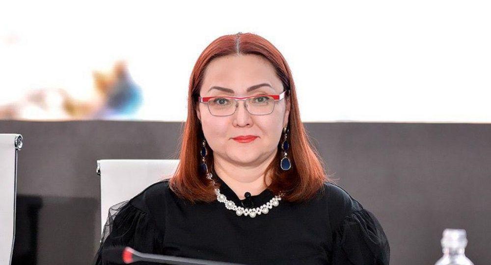 Председатель ассоциации производителей медицинских изделий Гульмира Мухамеджанова