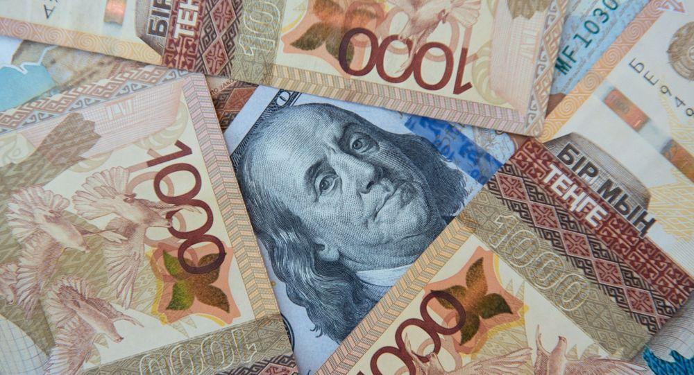 доллар мен теңге