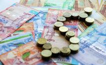 Теңге, доллар, ақша