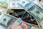 Теңге, доллар