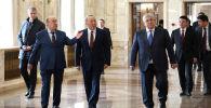 Первый президент Казахстана Нурсултан Назарбаев посетил Московский государственный университет имени М.В.Ломоносова