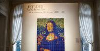 Репродукция «Моны Лизы» из кубиков Рубика: 500000 евро за работу