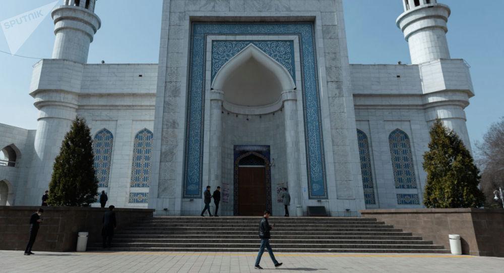 Алматы орталық мешіті