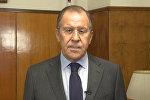 Лавров АҚШ-тың Ресейге қарсы санкциялары мен жауапты шаралар туралы айтып берді