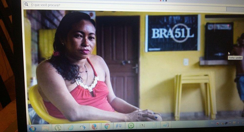 Бразильская проститутка Франсиска да Силва, ставшая депутатом
