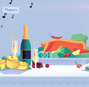 Шампан шарабымен біргеміз