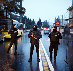 Стамбулдағы теракт