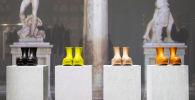 Bottega Veneta представили 100%-но биоразлагаемую обувь