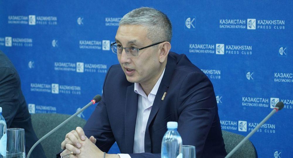 Арчин Галимбаев, президент ассоциации обменных пунктов