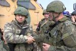 Российские и турецкие военные провели первое патрулирование в Идлибе