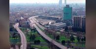 Кадры дронов показывают пустые дороги в Италии после вспышки коронавируса