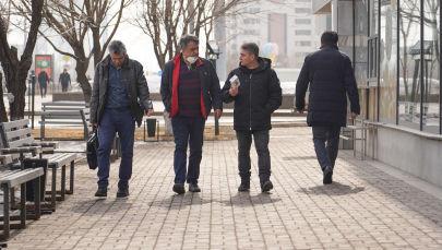 Астана көшелері