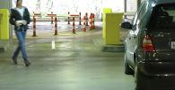 Многоярусная парковка, архивное фото