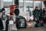 Вокзалдағы адамдар