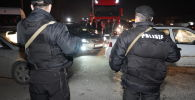 Обустройство блокпостов по периметру Алматы