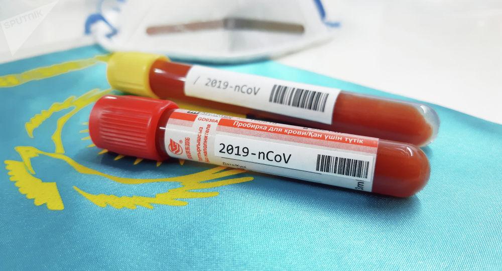 2019-nCoV коронавирусы бар шыны түтік