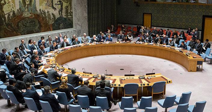Совбез ООН, архивное фото