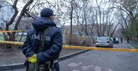 Полиция және ұлттық гвардия үйді қоршауға алды
