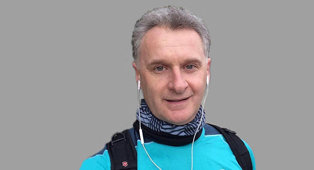 Врач и телеведущий Мансур Гилязитдинов