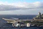 Кеңес Одағы Флотының Адмиралы Кузнецов ауыр әуе тасымалдаушы
