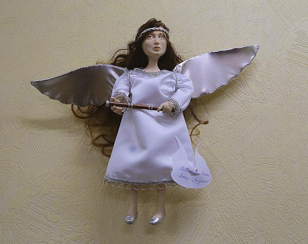Выставка Ангелы для  королевы