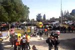 Иерусалимде жүк көлігі бір топ әскерилерді басып кетті