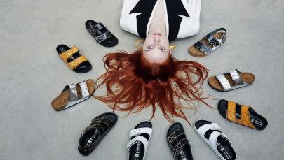 Birkenstock и Proenza Schouler создали совместную коллекцию обуви