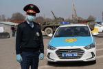 Алматы қаласындағы полицей