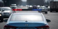 Полиция автокөлігі