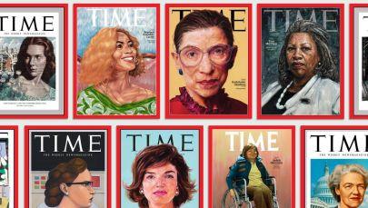 Обнародованы имена 100 главных женщин за последние 100 лет