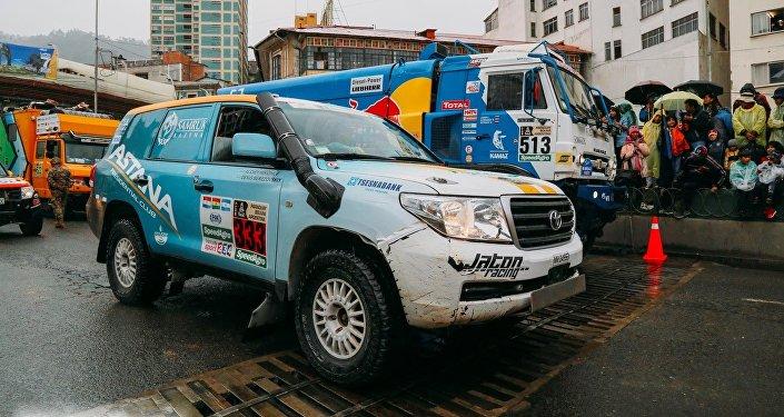 Экипажи Astana Motorsports