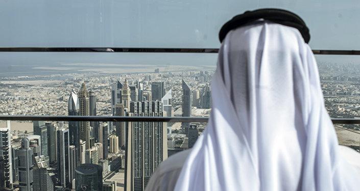 Виды ОАЭ, город Дубай
