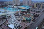 Пролетая над Алматы: Как живет город в условиях карантина – видео