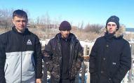 Два студента спасли тонувшего рыбака в Северном Казахстане