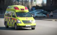 Автомобиль скорой помощи в Нур-Султане