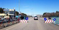 Выезд и въезд в Петропавловск ограничат с 1 апреля