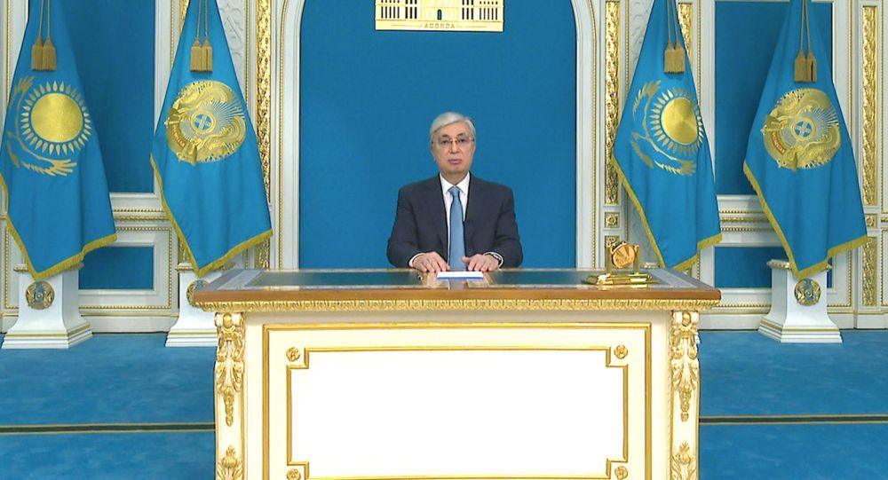 Президент Казахстана Касым-Жомарт Токаев сделал официальное заявление